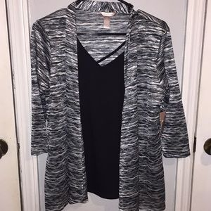 One piece blouse very dressy very casual